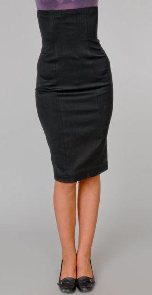 правильная длина мини юбки хромченко