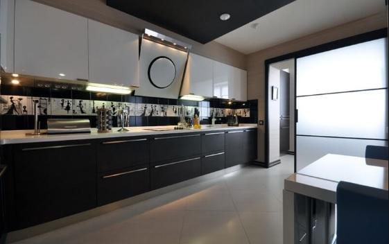кухня в функциональном дизайне фото