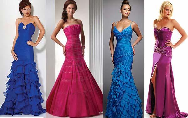 перекрой платья