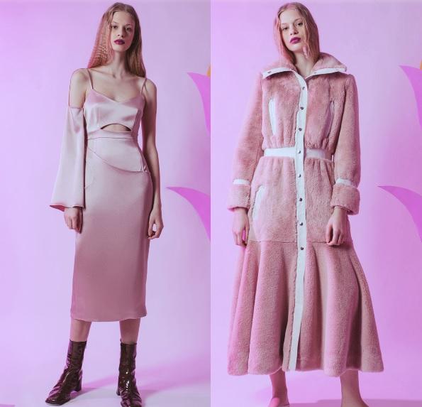 розовый в одежде