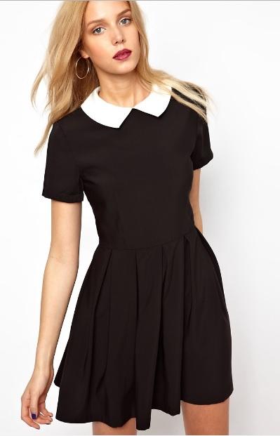 Фото в школе короткие платья