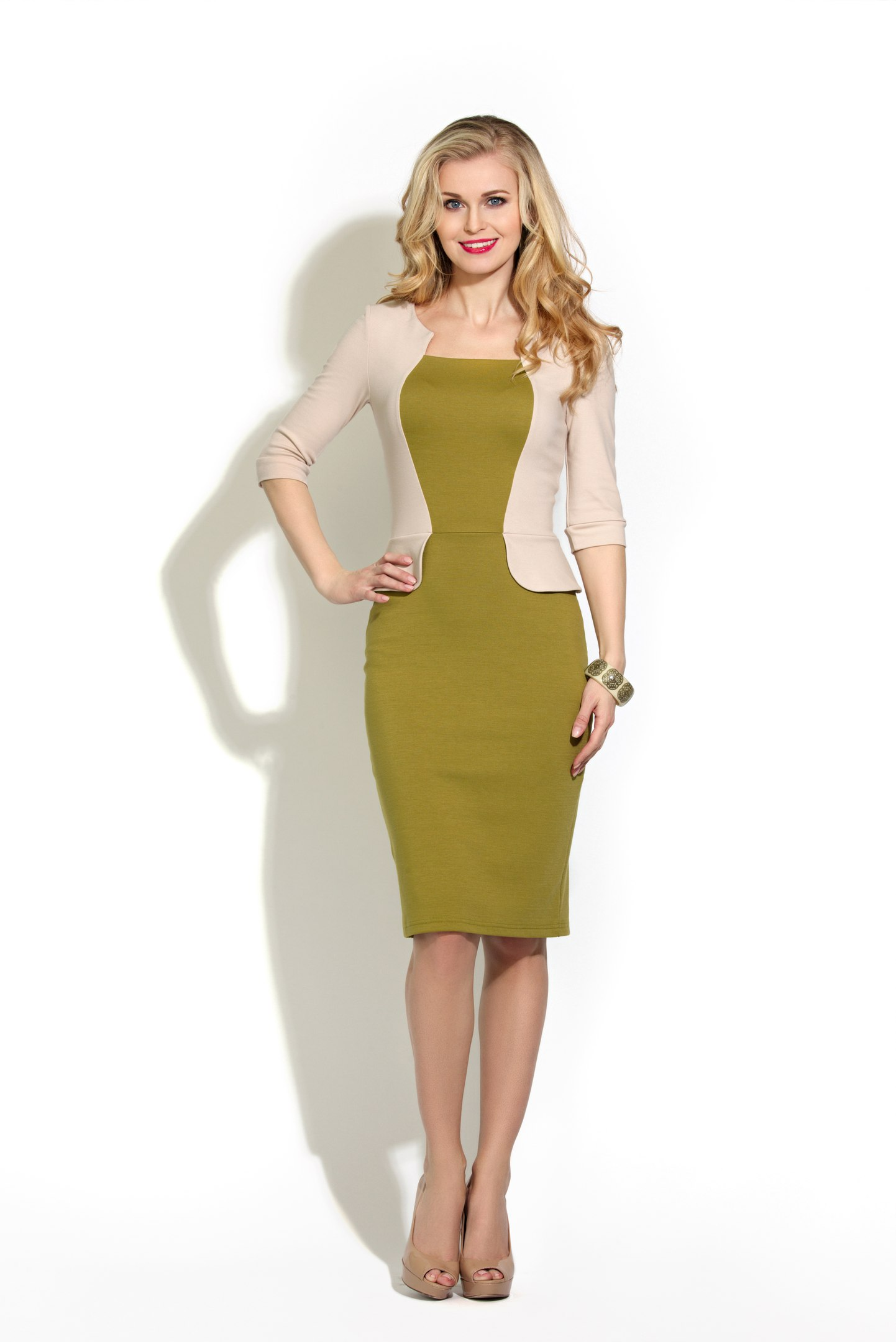 86a67ca0448 Модное платье футляр